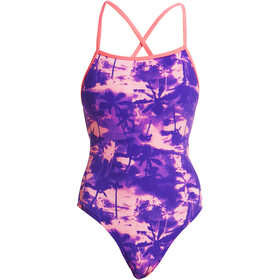 Funkita Strapped In Costume da bagno intero Donna, eternal summer